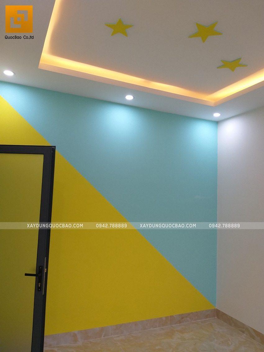Phòng ngủ của các thành viên trong gia đình Bác sỹ Hùng - Ảnh 2