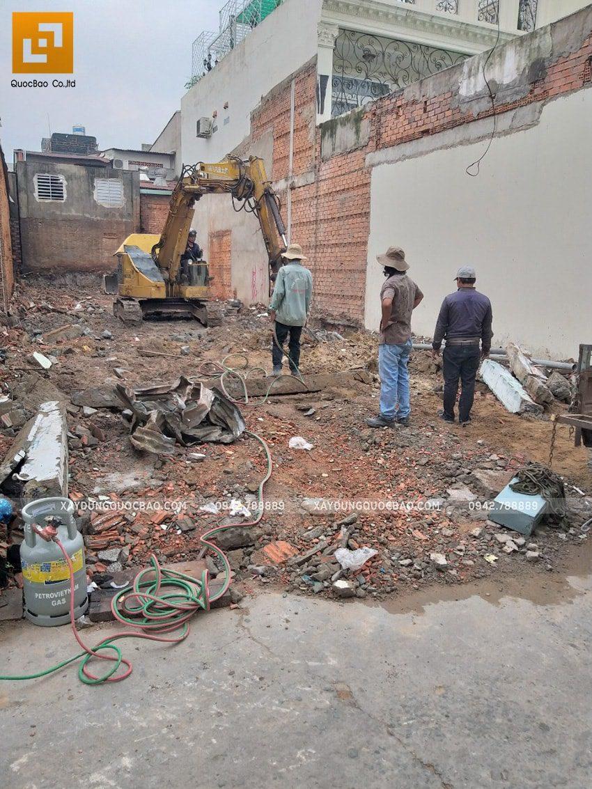 Khởi công thi công ngôi nhà 1 trệt 2 lầu tại Biên Hòa - Ảnh 7
