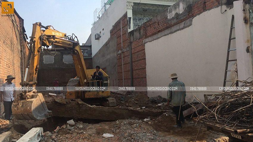 Khởi công thi công ngôi nhà 1 trệt 2 lầu tại Biên Hòa - Ảnh 6
