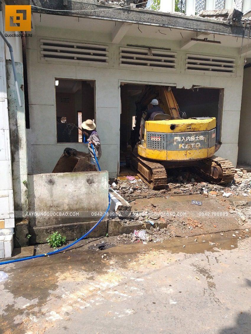 Khởi công thi công ngôi nhà 1 trệt 2 lầu tại Biên Hòa - Ảnh 4