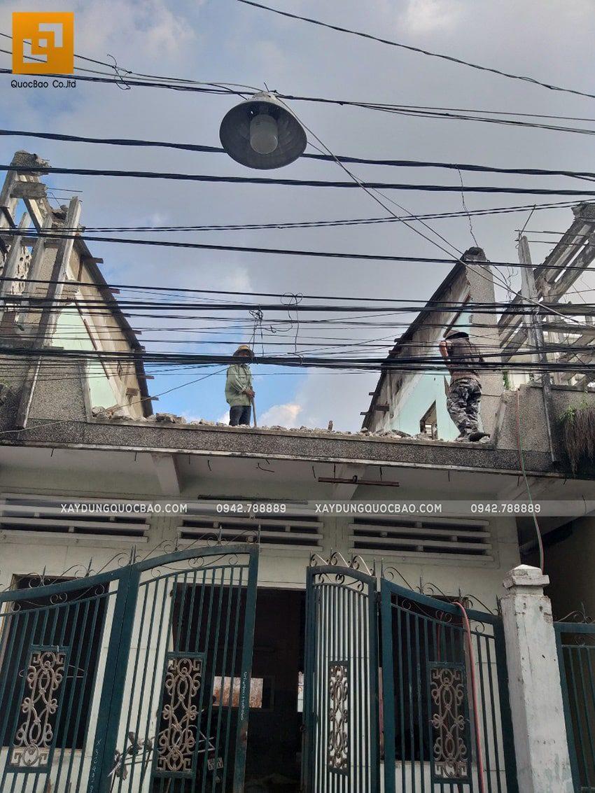 Khởi công thi công ngôi nhà 1 trệt 2 lầu tại Biên Hòa - Ảnh 3