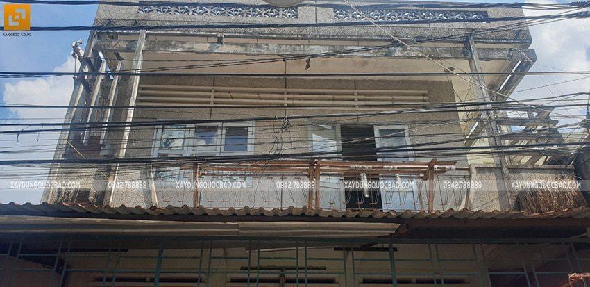 Khởi công thi công ngôi nhà 1 trệt 2 lầu tại Biên Hòa - Ảnh 1