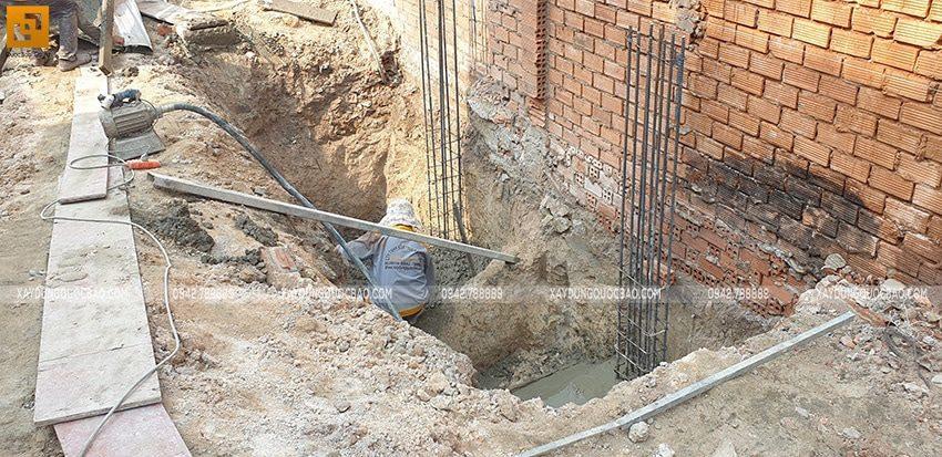 Khởi công thi công ngôi nhà 1 trệt 2 lầu tại Biên Hòa - Ảnh 15