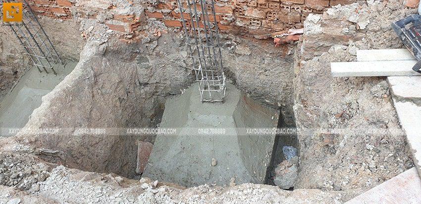 Khởi công thi công ngôi nhà 1 trệt 2 lầu tại Biên Hòa - Ảnh 14