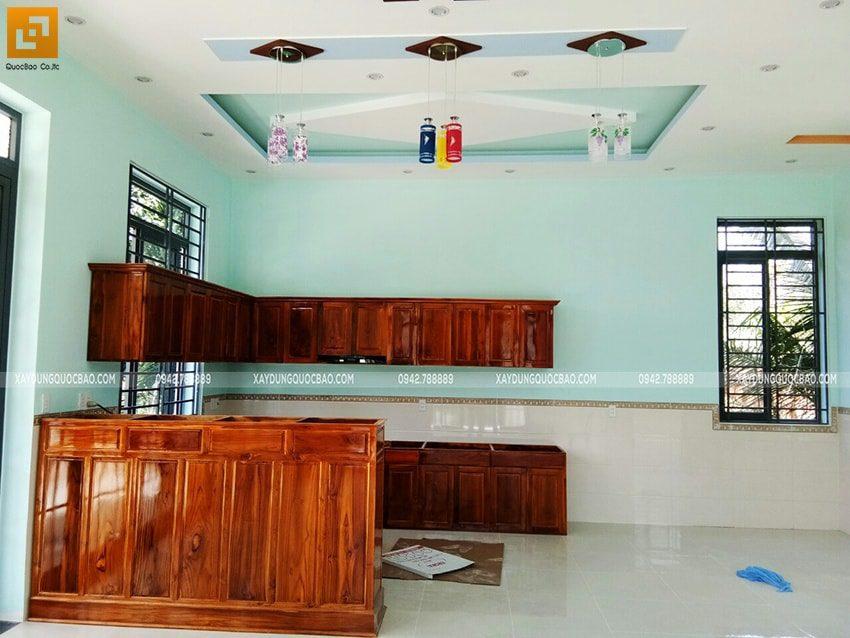 Bàn giao Biệt thự mái Thái 2 tầng tại Vĩnh Cửu - Ảnh 13