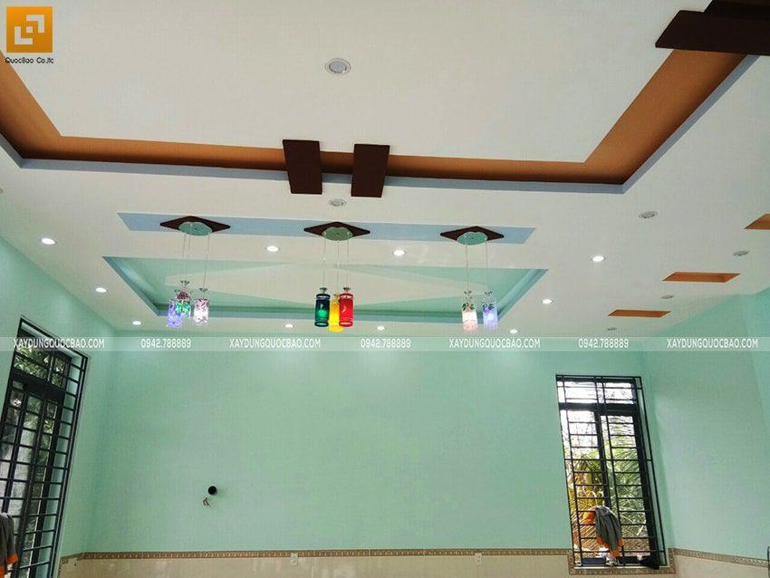 Bàn giao Biệt thự mái Thái 2 tầng tại Vĩnh Cửu - Ảnh 6