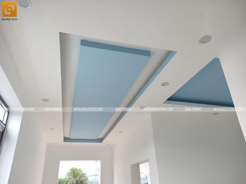 Thi công sơn nước trang trí nội thất - Ảnh 3