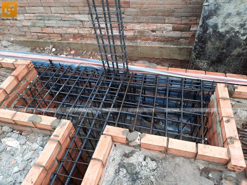 Thi công phần móng nhà và công trình ngầm - Ảnh 14