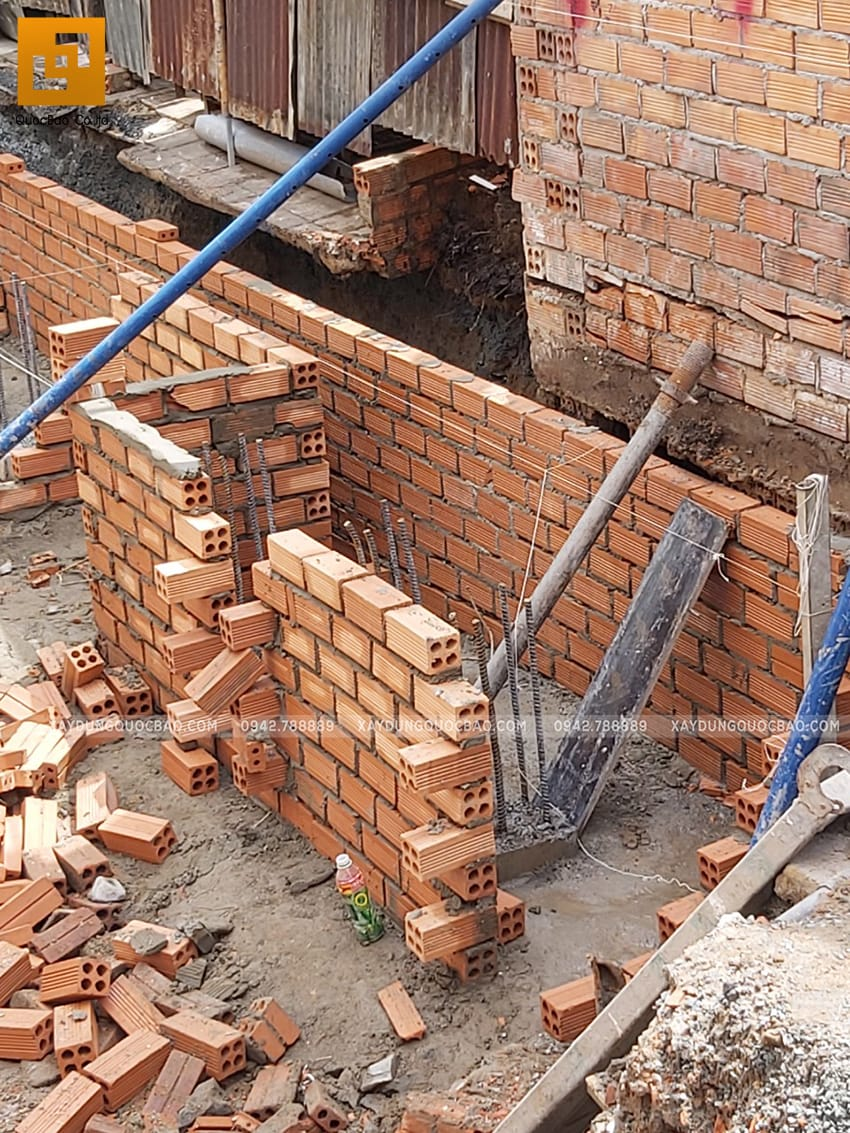 Thi công phần móng nhà và công trình ngầm - Ảnh 6
