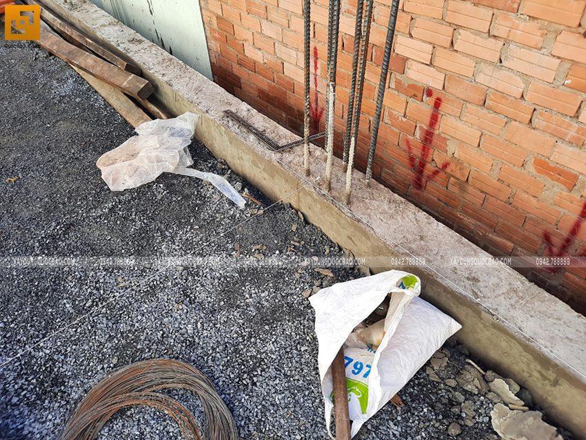 Thi công phần móng nhà và công trình ngầm - Ảnh 18
