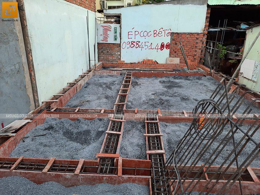 Thi công phần móng nhà và công trình ngầm - Ảnh 16