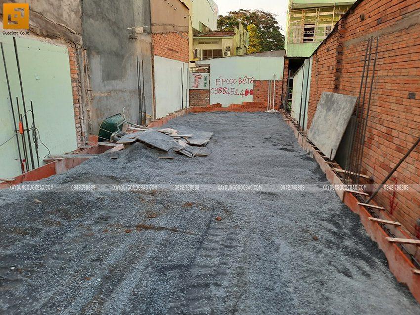 Thi công phần móng nhà và công trình ngầm - Ảnh 15