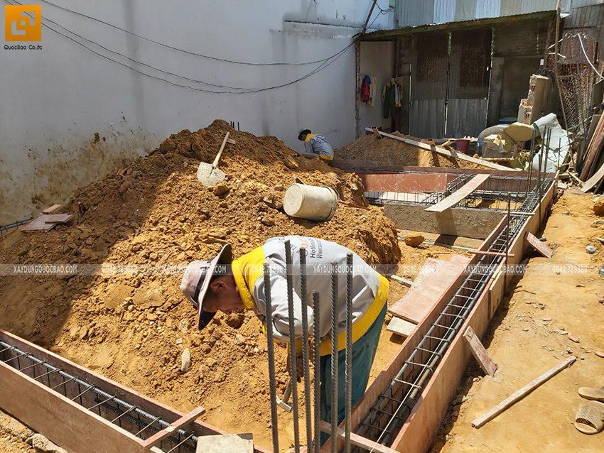 Thi công phần móng và công trình ngầm - Ảnh 8