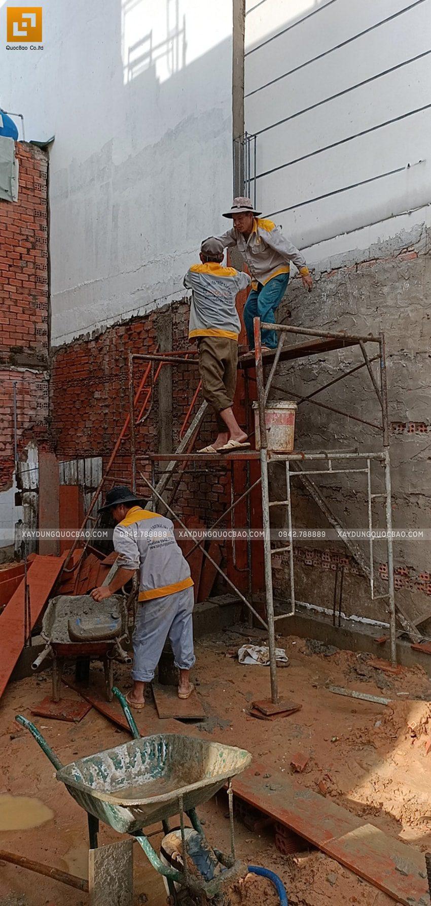 Thi công phần móng và công trình ngầm - Ảnh 11