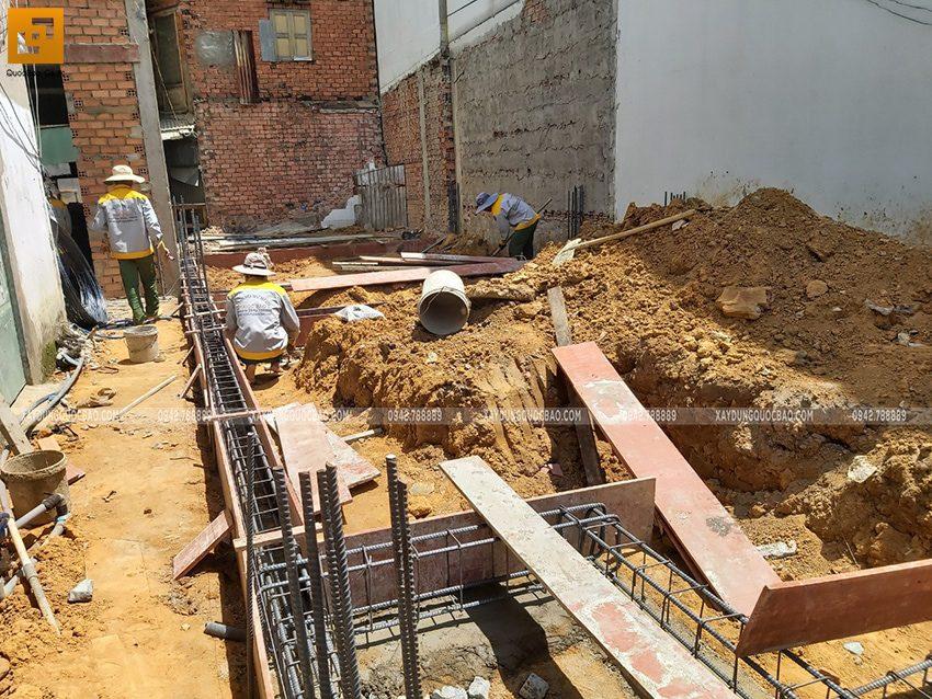 Thi công phần móng và công trình ngầm - Ảnh 7