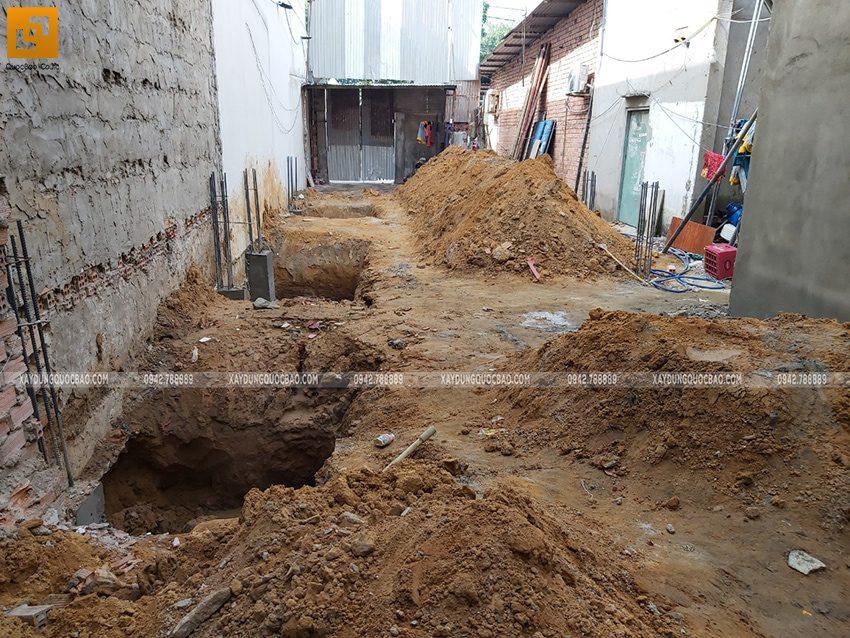 Thi công phần móng và công trình ngầm - Ảnh 5