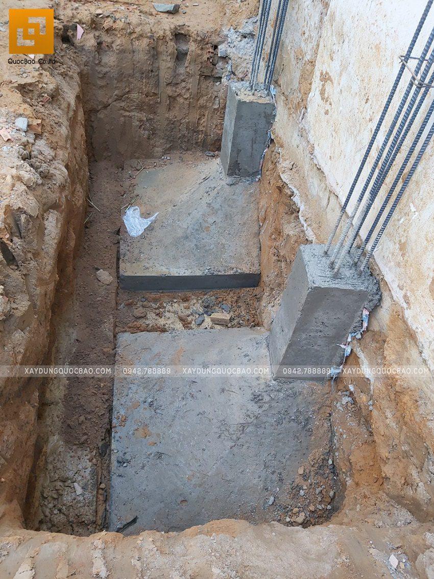 Thi công phần móng và công trình ngầm - Ảnh 3