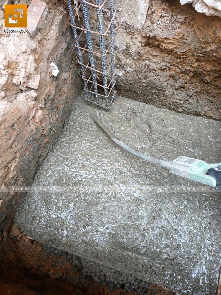 Thi công phần móng và công trình ngầm - Ảnh 1