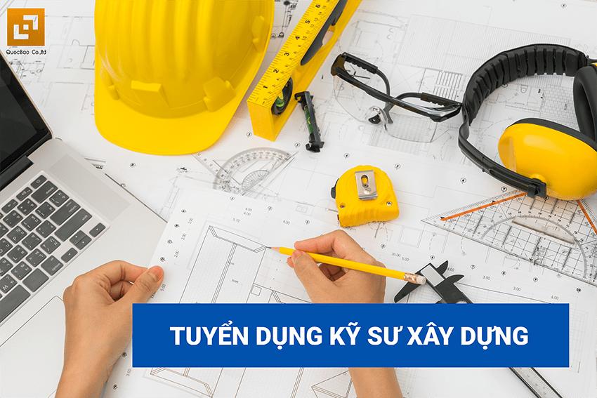 Tuyển dụng Kỹ sư xây dựng giám sát công trình làm việc tại Biên Hòa, Đồng Nai