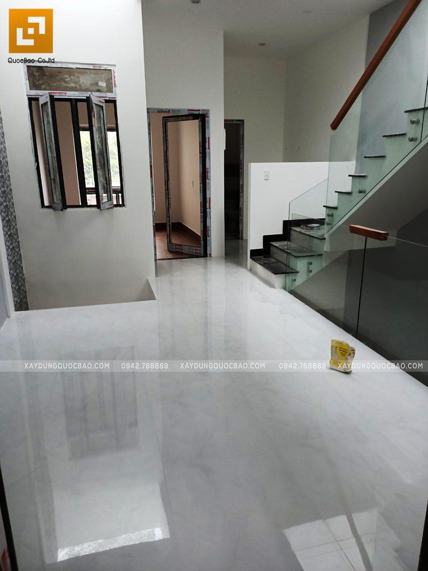Thi công phần nội thất nhà anh Cường - Ảnh 5