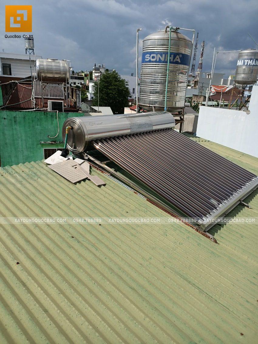 Công tác phá dỡ ngôi nhà hiện hữu - Ảnh 6