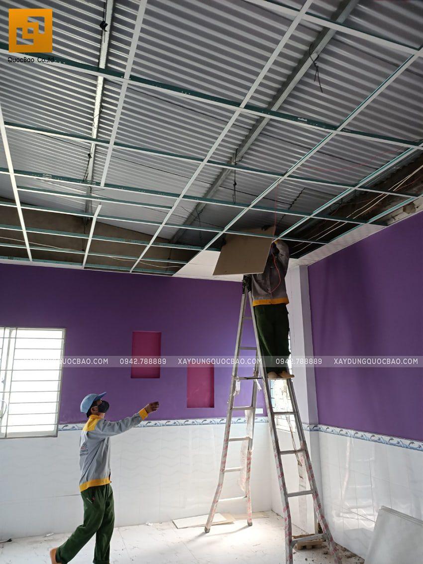 Công tác phá dỡ ngôi nhà hiện hữu - Ảnh 7