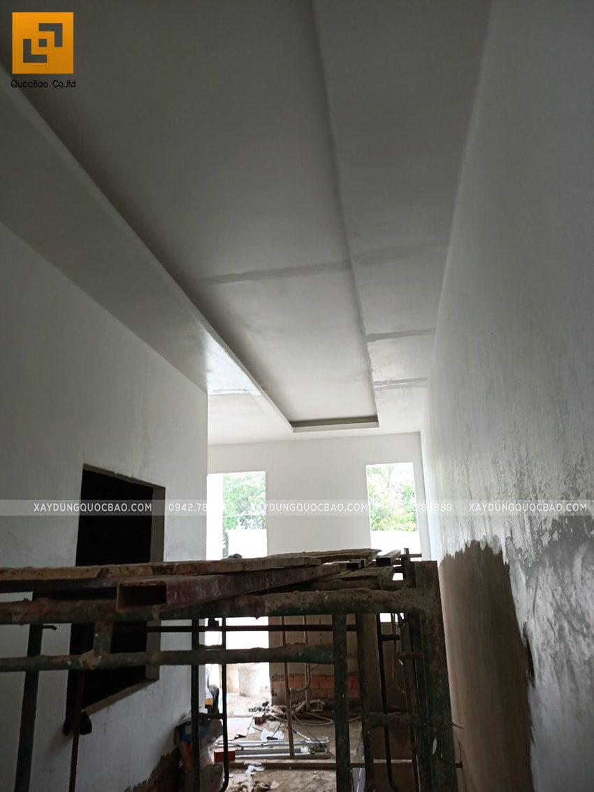 Không gian hành lang qua các phòng ngủ