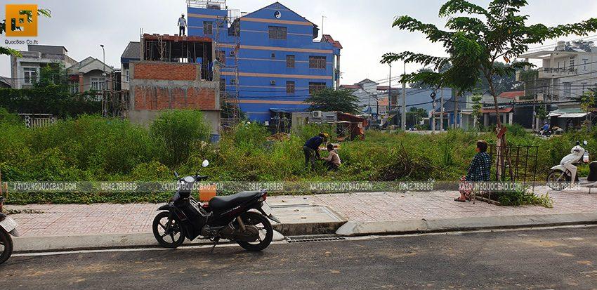 Khởi công nhà 3 tầng mặt tiền 5m của chị Thủy tại Biên Hòa - Ảnh 2