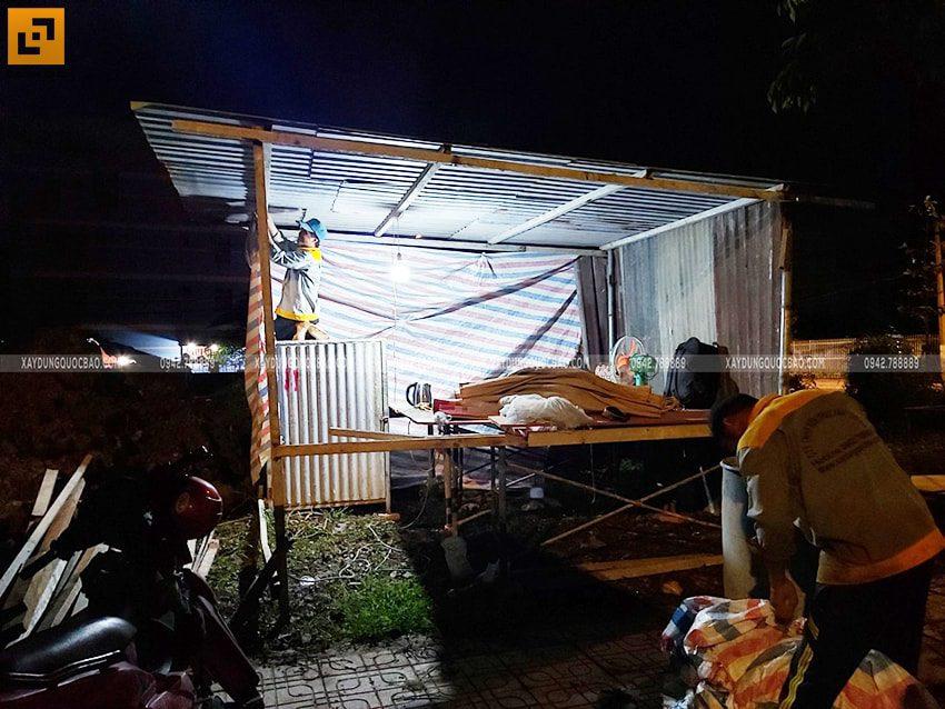 Khởi công nhà 3 tầng mặt tiền 5m của chị Thủy tại Biên Hòa - Ảnh 11