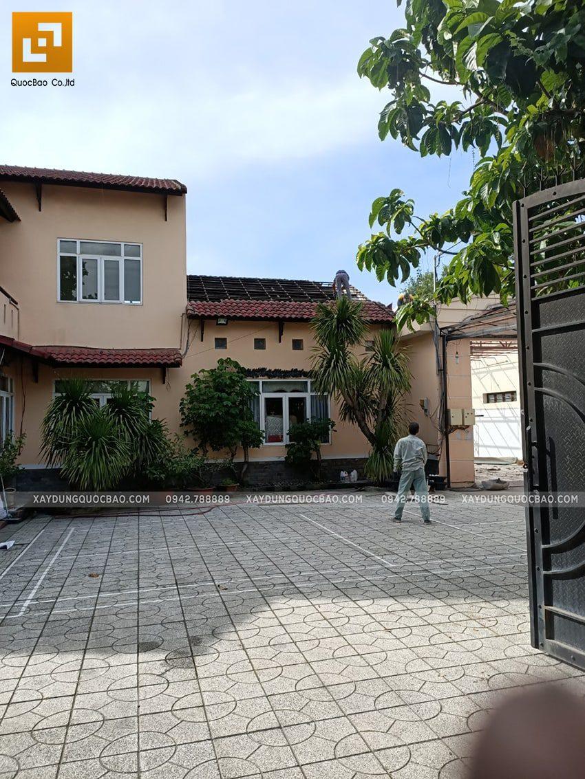 Khởi công biệt thự phố 2 tầng gia đình anh Trình - Ảnh 4