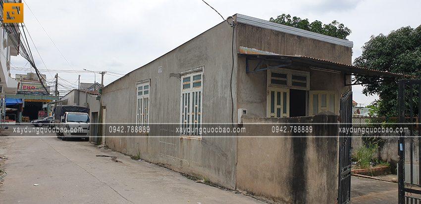 Khởi công nhà 3 tầng mặt tiền 6,9m tại Biên Hòa - Ảnh 1