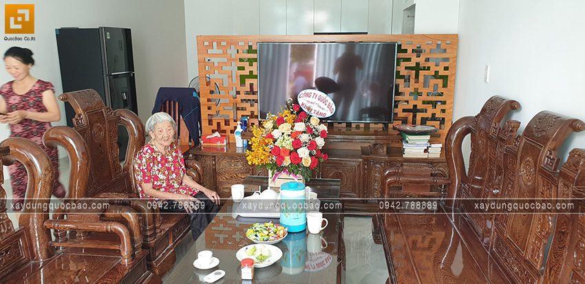 Bàn giao nhà mái thái 2 tầng cho gia đình chị Dung tại Biên Hòa - Ảnh 4