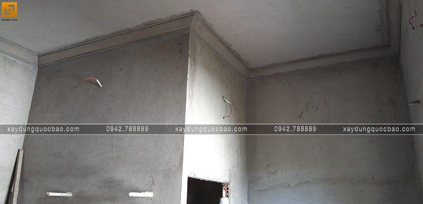 Công tác tô trát tường