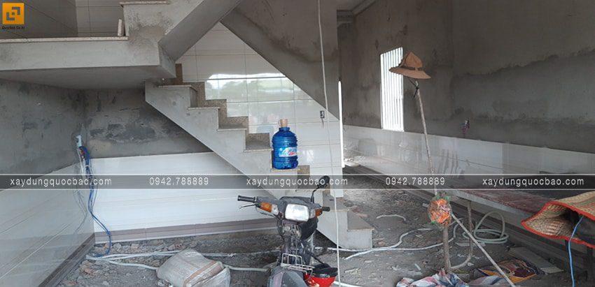 Công tác ốp lát gạch trong nhà - Ảnh 3