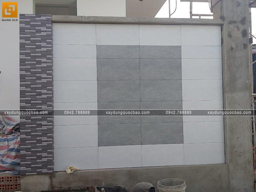 Thi công hoàn thiện nhà phố 2 tầng chị Ngân - Ảnh 14