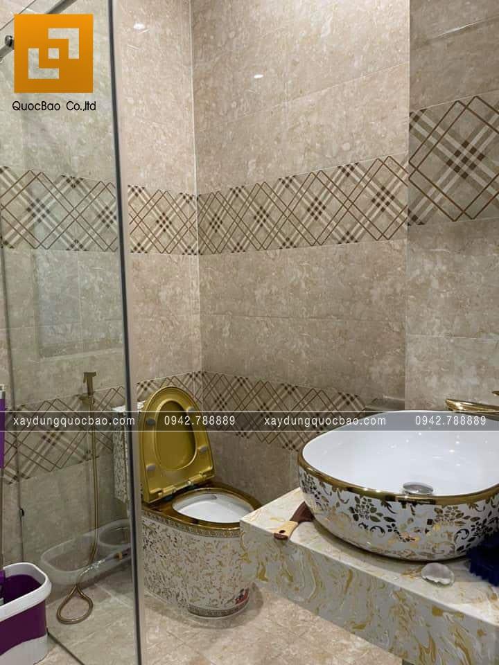 Bồn rửa tay kiểu dáng sang trọng