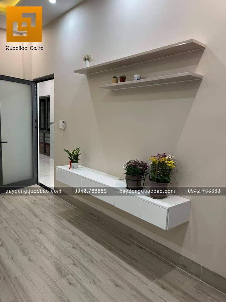 Trang trí không gian phòng sinh hoạt chung