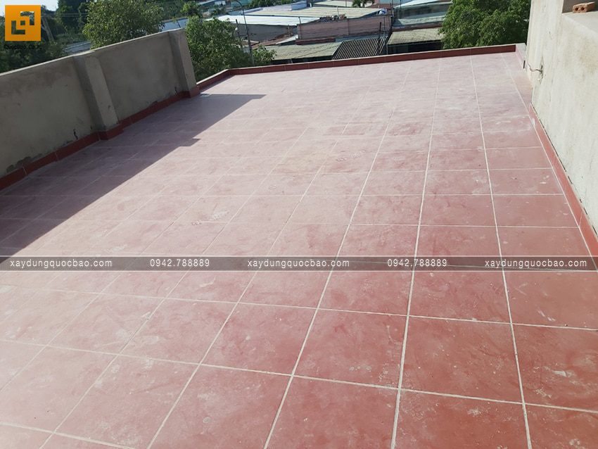 Thi công hoàn thiện nhà song lập 3 tầng - Ảnh 3
