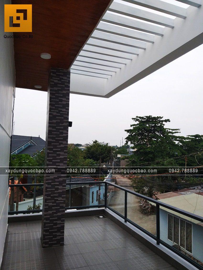 Trang trí nội ngoại thất nhà 3 tầng tại Biên Hòa - Ảnh 2
