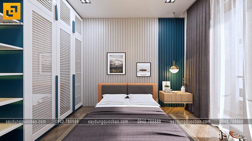 Tab đầu giường ngủ kết hợp làm bàn trang điểm, ngăn kéo để vật dụng thường dùng trong phòng ngủ