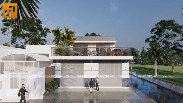 Dự án khu phức hợp kinh doanh 2 tầng tại Biên Hòa của cô Phượng