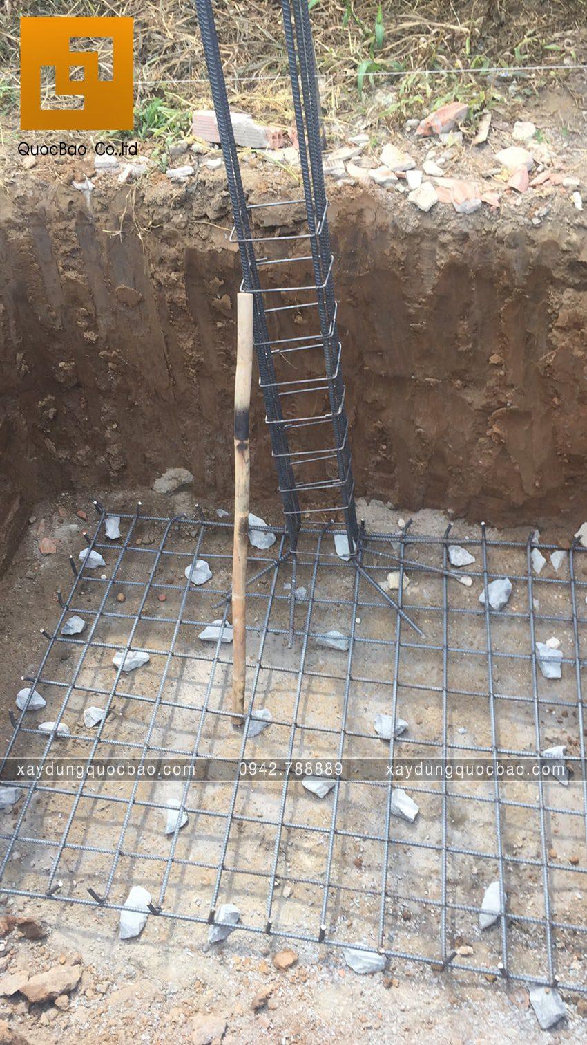 Khởi công nhà 3 tầng tại Bình Dương của gia đình anh Minh - Ảnh 9