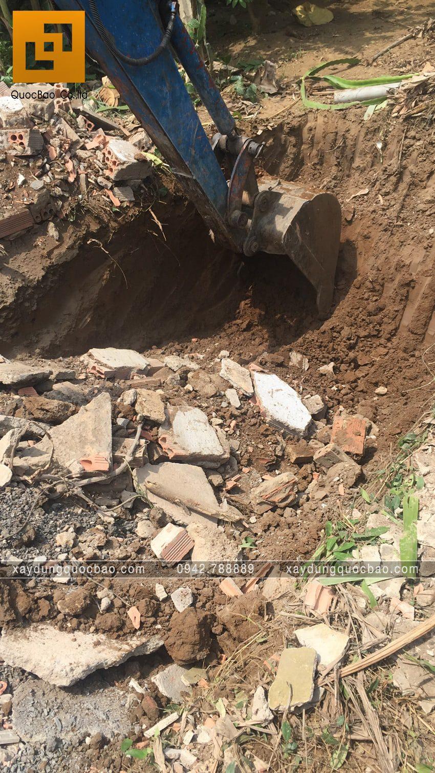 Khởi công nhà 3 tầng tại Bình Dương của gia đình anh Minh - Ảnh 5