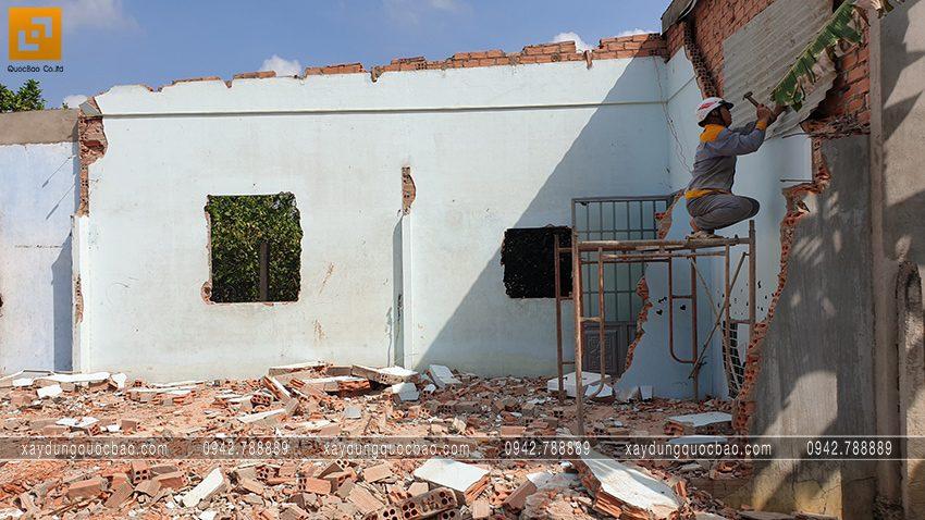Khởi công nhà 3 tầng tại Bình Dương của gia đình anh Minh - Ảnh 2