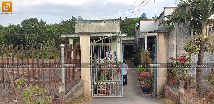 Khởi công nhà phố 3 tầng tại Vĩnh Cửu của chú Thanh - Ảnh 1