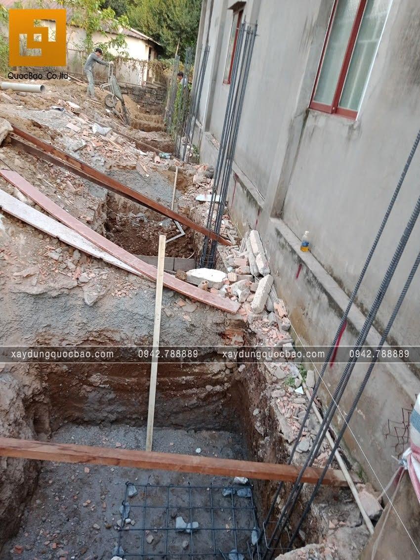 Khởi công nhà phố 3 tầng tại Vĩnh Cửu của chú Thanh - Ảnh 16
