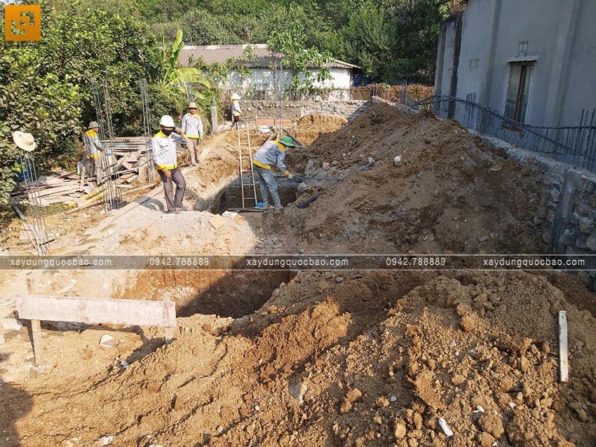 Khởi công nhà phố 3 tầng tại Vĩnh Cửu của chú Thanh - Ảnh 26