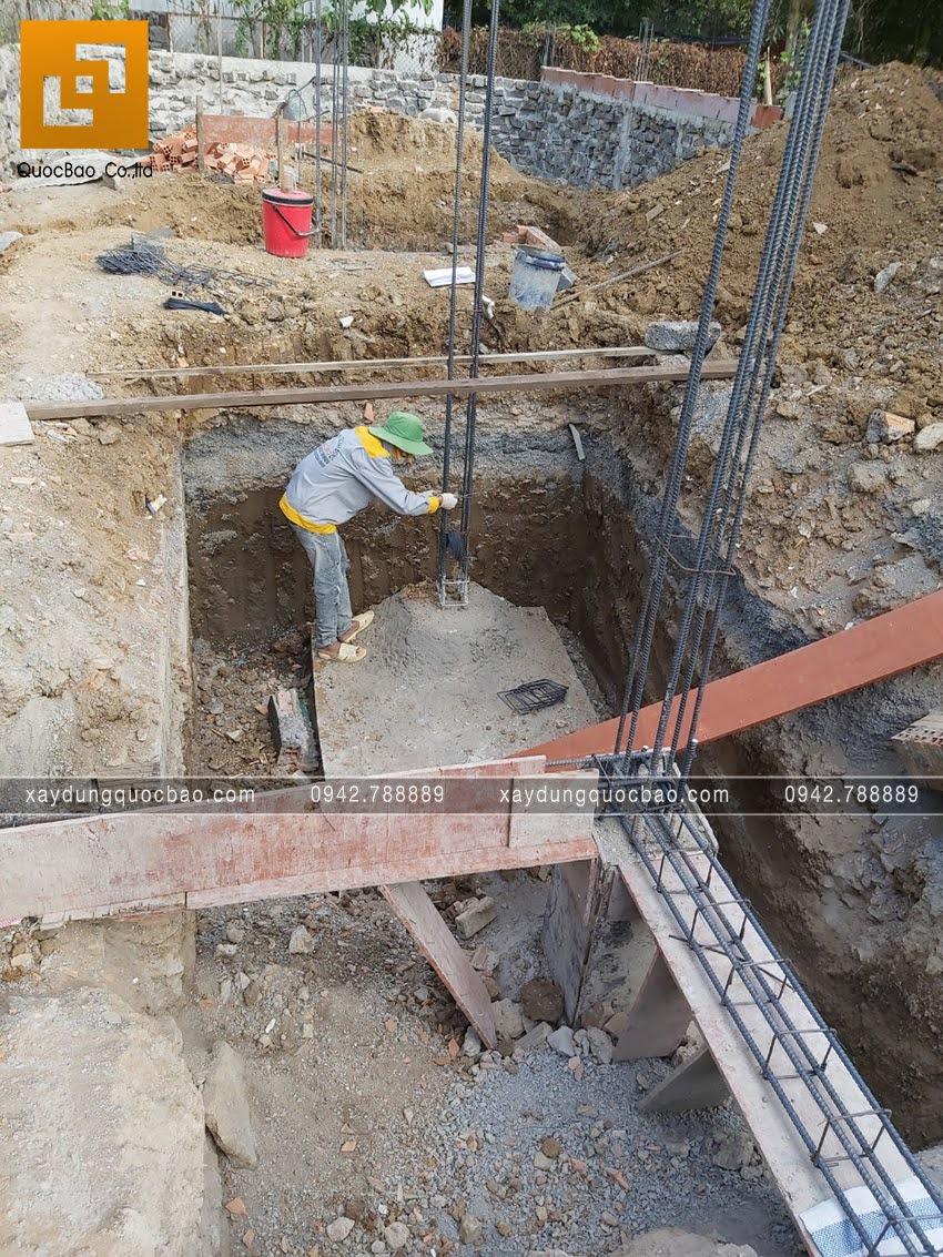 Khởi công nhà phố 3 tầng tại Vĩnh Cửu của chú Thanh - Ảnh 31