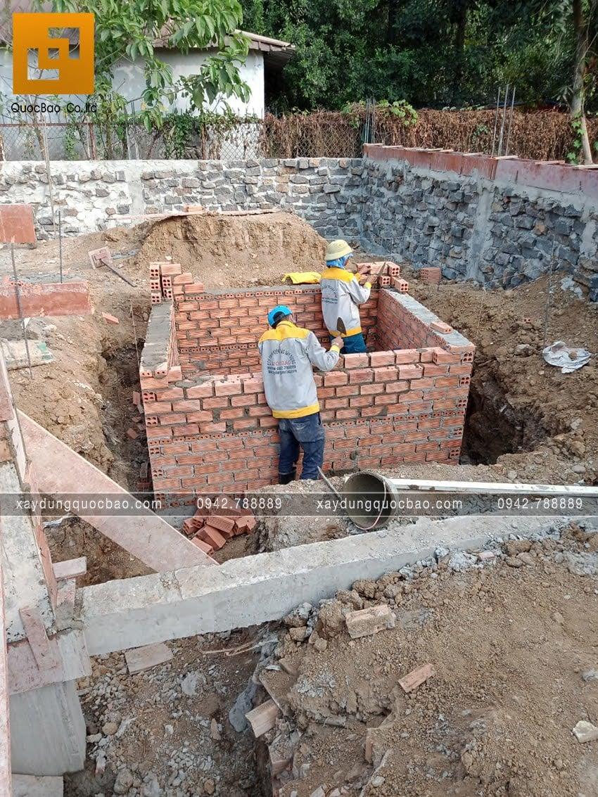 Khởi công nhà phố 3 tầng tại Vĩnh Cửu của chú Thanh - Ảnh 33