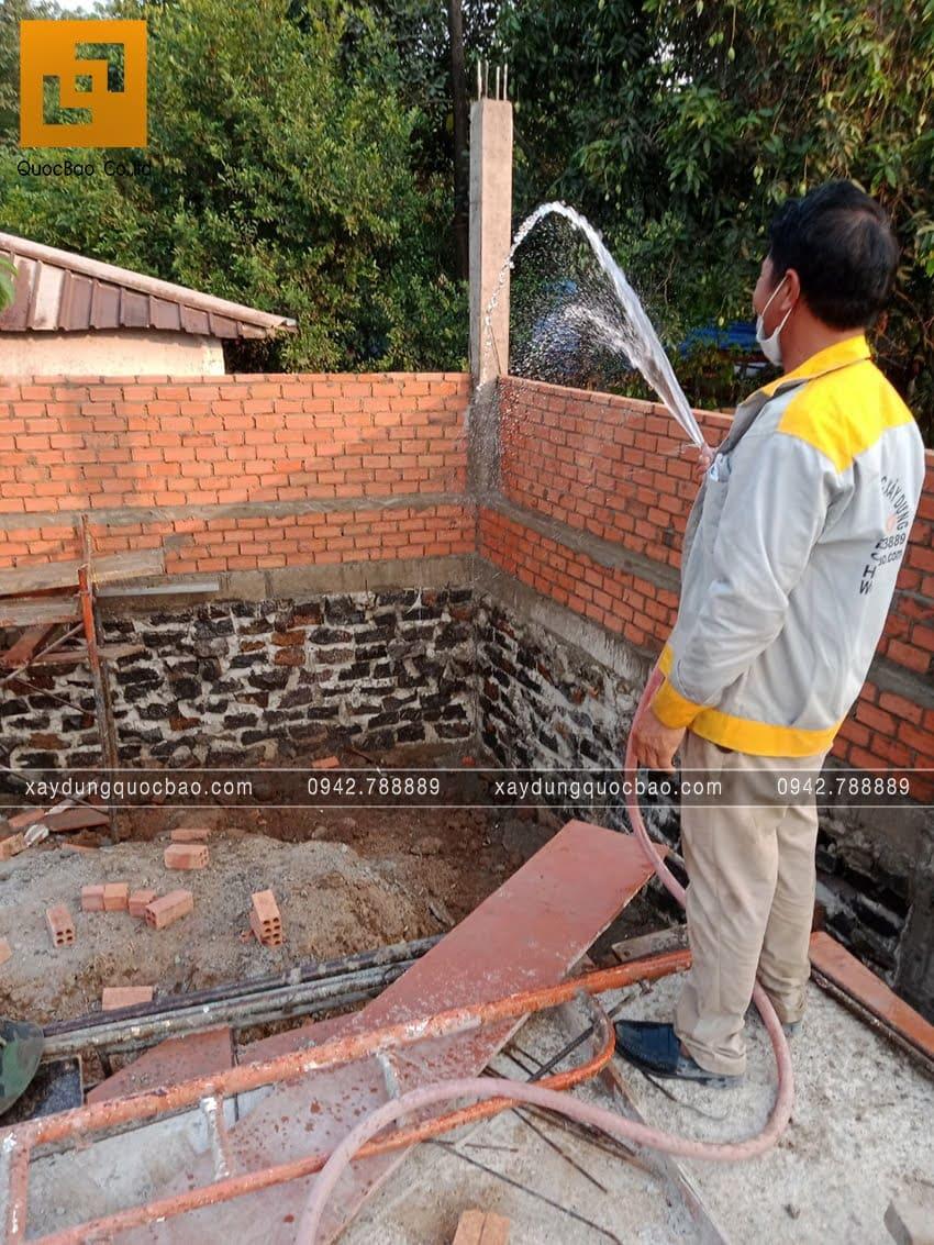 Khởi công nhà phố 3 tầng tại Vĩnh Cửu của chú Thanh - Ảnh 36